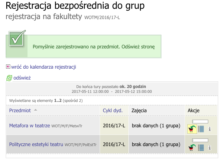 Dla Studenta Documents Akademia Teatralna W Warszawie Usosweb